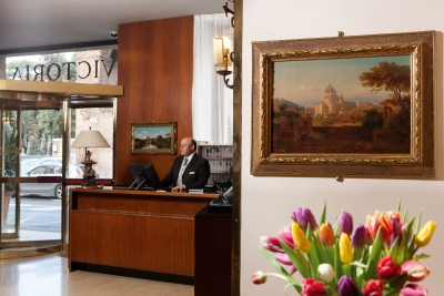 The Boutique-Hotel Victoria Roma